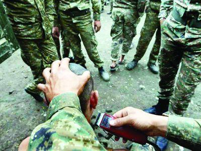ermənistan ordusunda aclıq ile ilgili görsel sonucu